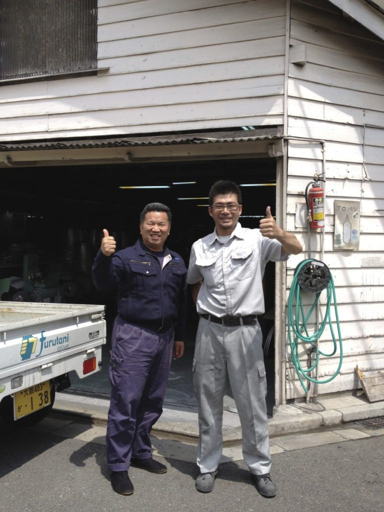 アルミ職人工房こと『布施金属工業株式会社』さんを訪問してきました☆