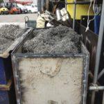 自作の鉄の保管容器が完成しました☆