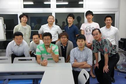 同期会勉強会@大阪同友会東大阪東支部