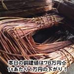 【銅相場情報2014.2.25】エナメル銅線もスクラップでリサイクル☆