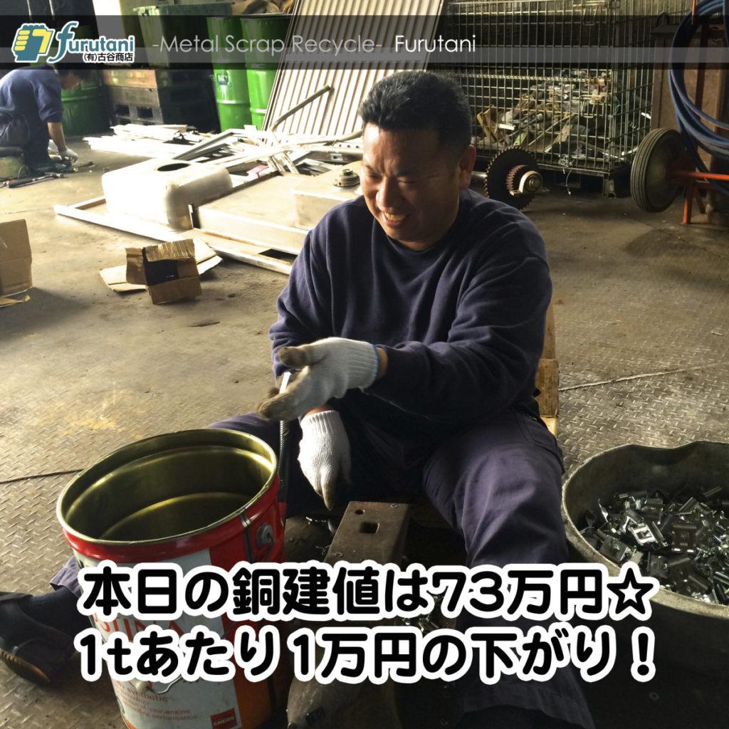 【銅相場情報2014.5.7】
