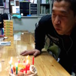 くまさん45歳のBirthday♬