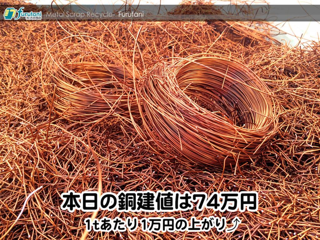 【銅相場情報2015.2.25】エナメル銅線とは?