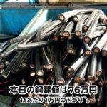 【銅相場情報 2015.4.24】