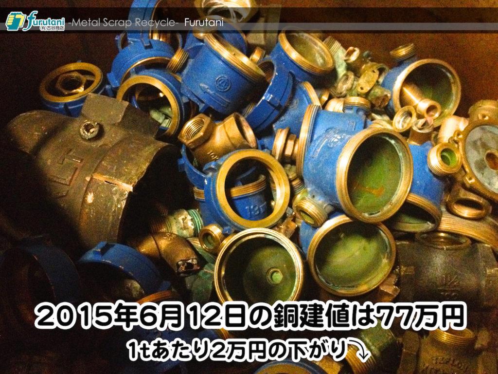 【銅相場情報 2015.6.12】そもそも銅建値って何?