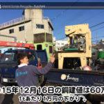 【銅相場情報 2015.12.16】1万円下がりの60万円に改定☆