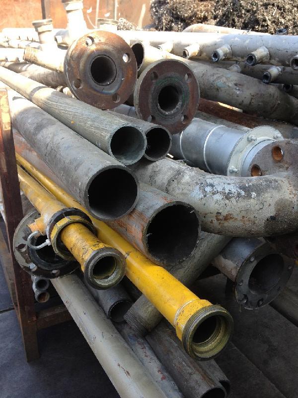 鋳鉄管・プラント用鉄管・鉄パイプ