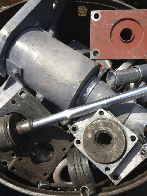 鉄スクラップ(機械部品系)2