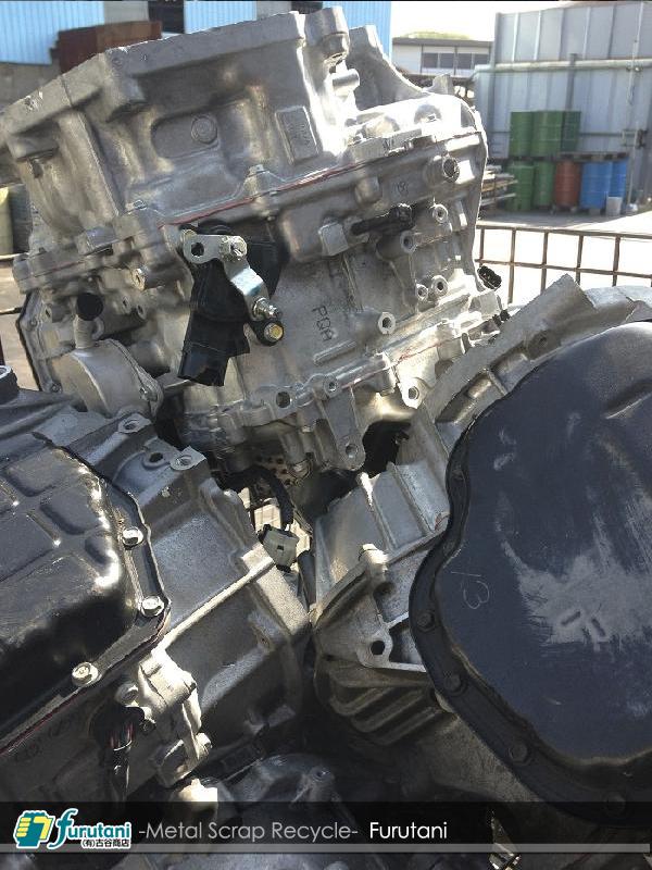 アルミエンジンスクラップ・廃エンジン