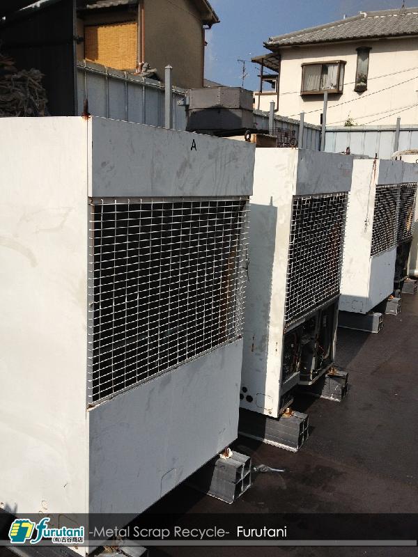 空調機器・業務用クーラー・パッケージエアコン