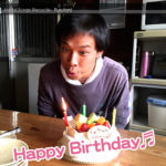 Happy Birthday!! 翔くん♬(^▽^)