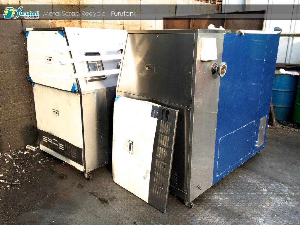 マンションの生ゴミ処理機を搬出♬、相談から1年越しの現場作業(^▽^)