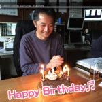 平田さん、45歳のHappy Birthday!!♬
