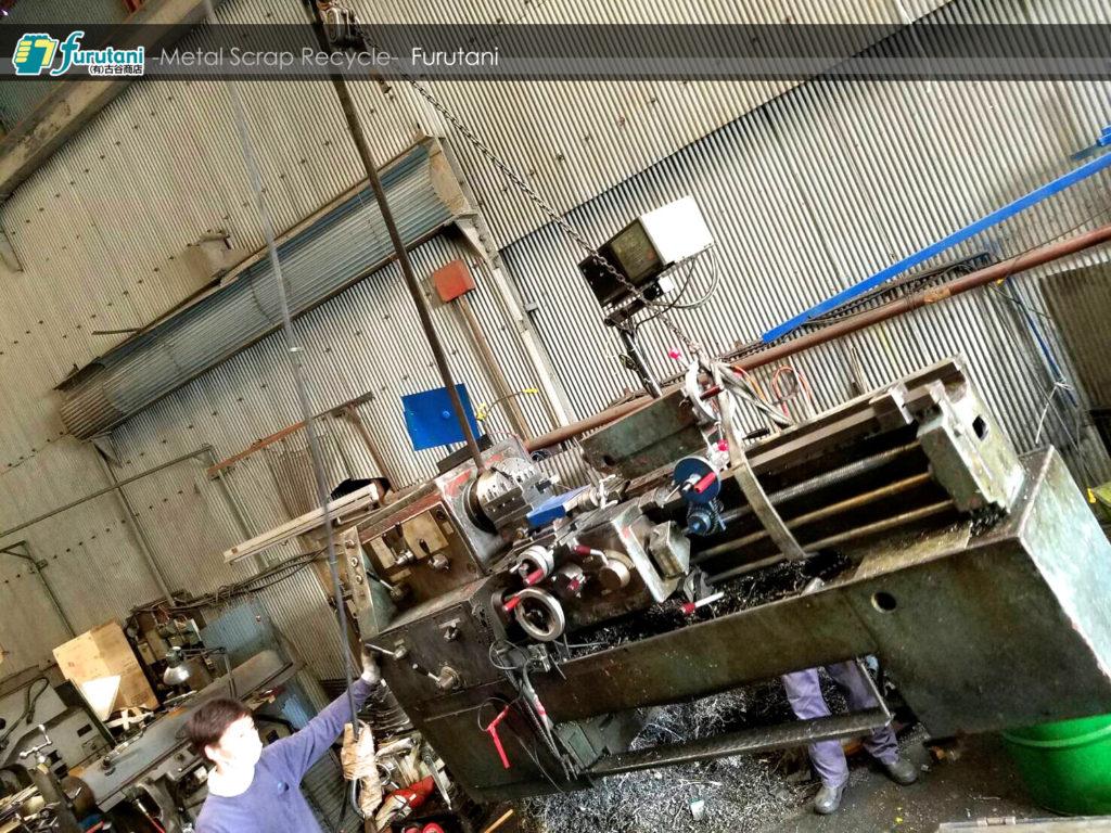 堺市にて廃業した鉄工所のお片付けのお仕事!【後編】