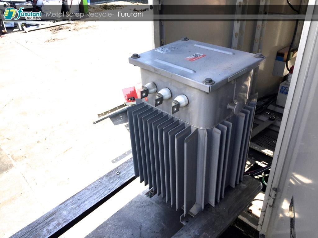高圧受電設備、キュービクルを解体してみよう!
