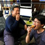丸昇和牛専門店のコロッケに舌鼓♬