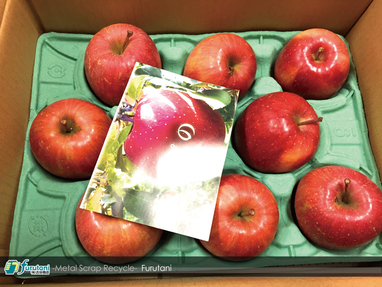 RED APPLEさんの極旨リンゴでちょっと一息♬
