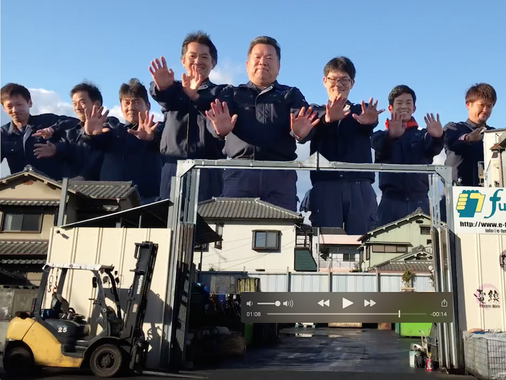 新春スペシャルMovieメイキング