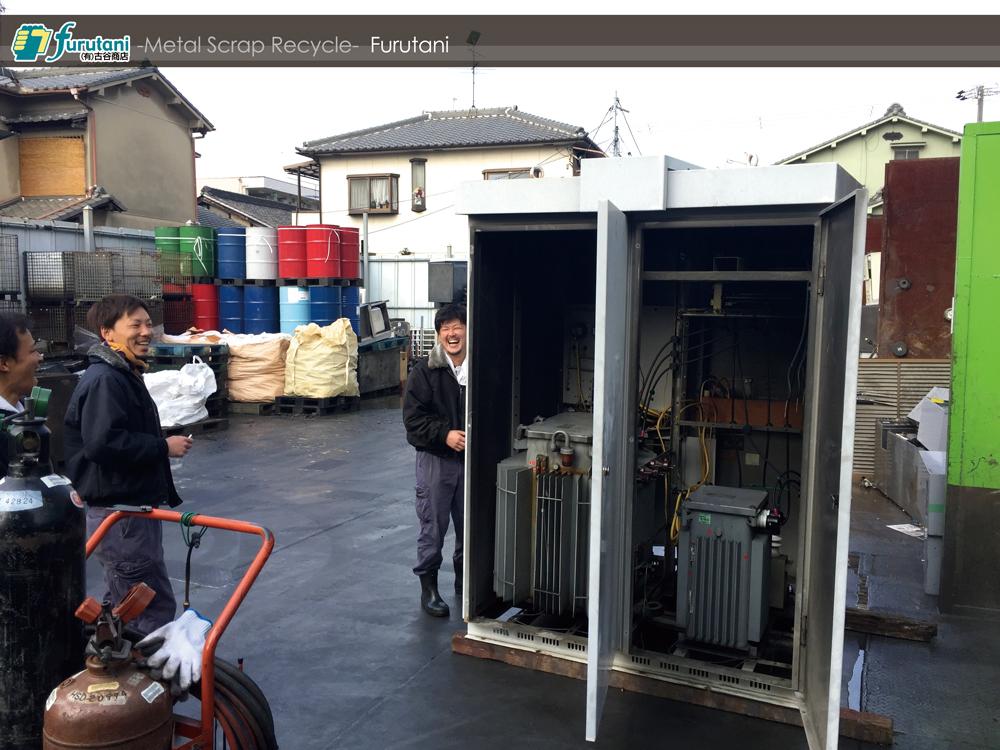 【注意!】PCBは大丈夫?キュービクルやトランスの廃棄処分は不含証明が必要!!