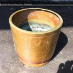 「真鍮製の火鉢」スクラップ入荷
