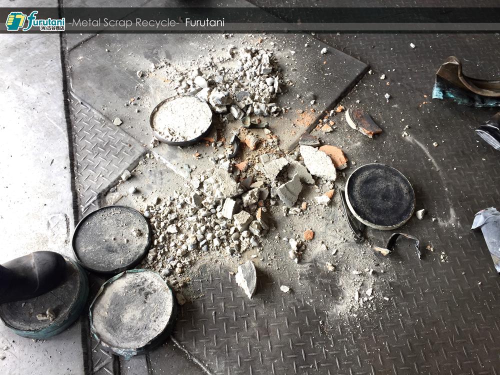 「真鍮製の火鉢」スクラップ入荷☆見落としがちな注意点とは?