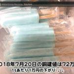 東大阪のスクラップ屋、古谷商店が本日の銅建値をお知らせいたします☆(^▽^)