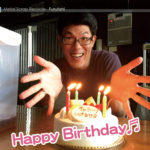 Happy Birthday きっしー!いけるぞ!40歳☆