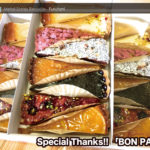 「BON PARC」さんのケーキ