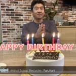 スタッフくまさん誕生日おめでとう!♬